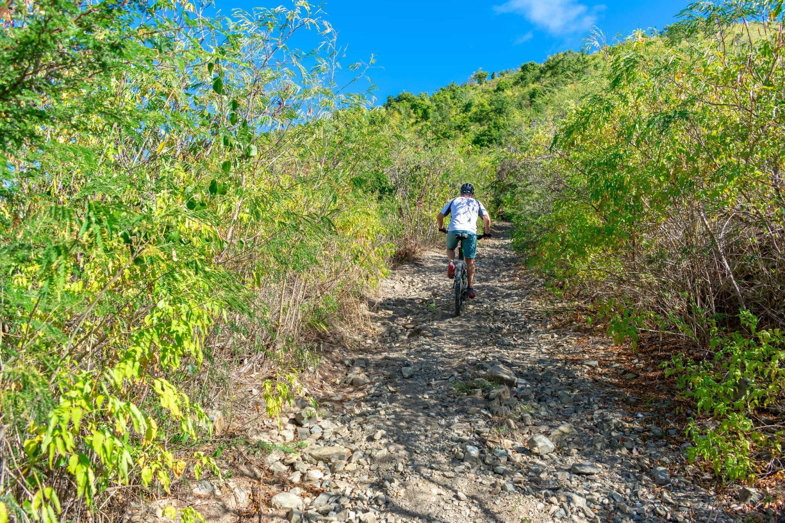 Virgin Islands Bike and Trails