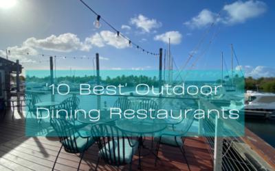 Top 10 Outdoor Restaurants in St Croix